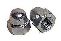 Гайка колпачковая DIN 1587 М3 (100 шт/уп)