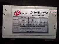 Блок питания ProLogix p4-450W 120FAN