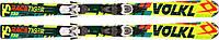 Горные лыжи детские Volkl Junior Racetiger + M 7.0 EPS