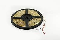 Светодиодная лента SMD 3528 5м желтая влагозащи LED