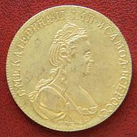 10 рублей 1786 г. Екатерина II, фото 1
