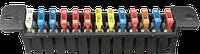 Блок предохранителей 2101-06 нового образца с европредохранителями Автоэлектрика