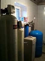 Очистка воды для коттеджа комплексная система очистки воды  «ECOstandart» до 2,0 м3/час.