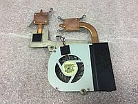 ASUS F80S Система охлаждения