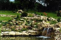 водоем и водопад