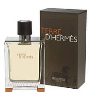 Мужские духи Hermes Terre D'Hermes pour homme edt 100ml