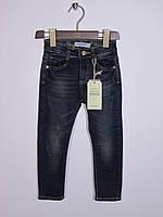 Потертые джинсы на мальчика