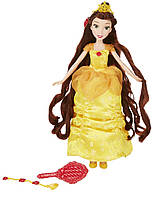 Кукла Hasbro Disney Princess Принцесса Белль с длинными волосами (B5292-B5293)
