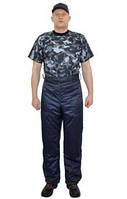 Ватные брюки, штаны рабочие утепленные, спецодежда зимняя