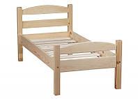 """Кровать из натурального дерева бука """"Комфорт"""""""