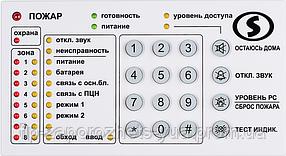 Клавиатура Линд-Т (с группами)