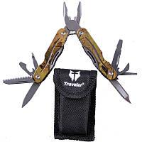 Нож многофункциональный (мультитул) Traveler MТ-830