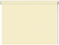 Тканевые рулонные шторы Black out (блэкаут) МОЛОЧНЫЙ, РАЗМЕР 47,5х170 см , фото 1