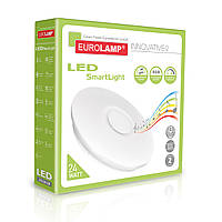 EUROLAMP LED Светильник SMART LIGHT RGB 24W dimmable 3000-6500K