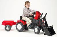 Детский трактор на педалях Falk 2030CM FARM LANDER Z160X