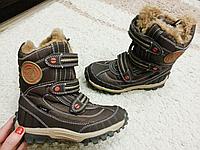Зимняя детская обувь для мальчиков Camo Размер 33 по стельке 22см