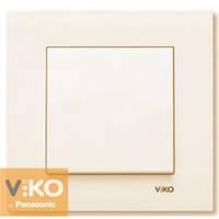 Выключатель крем Viko (Вико) Karre (90960101)