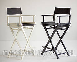 Стул для макияжа раскладной (кресло визажиста).