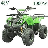 Квадроцикл HB-EATV 1000D- (черный)