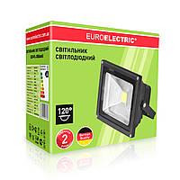 EUROELECTRIC LED Прожектор COB 30W 6500K classic