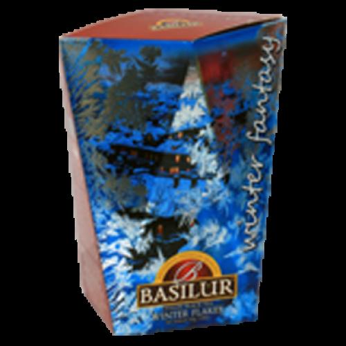 "Чай ""Basilur"" Базилур Winter Flakes, 85 г"