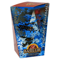 "Чай ""Basilur"" Базилур Winter Flakes, 85 г"