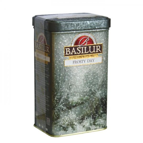"Чай ""Basilur"" Базилур Frosty Day, 85 г ж/б"