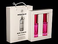 Montale Musk to Mus мини-парфюм унисекс в подарочной упаковке 2х20 ml RHA