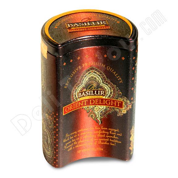 "Чай ""Basilur"" Восточная Коллекция ""Oriental Delight"", 100 г ж/б"