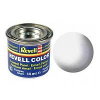 Аксессуары для сборных моделей Revell Краска белая шелковисто-матовая white silk 14ml (32301)