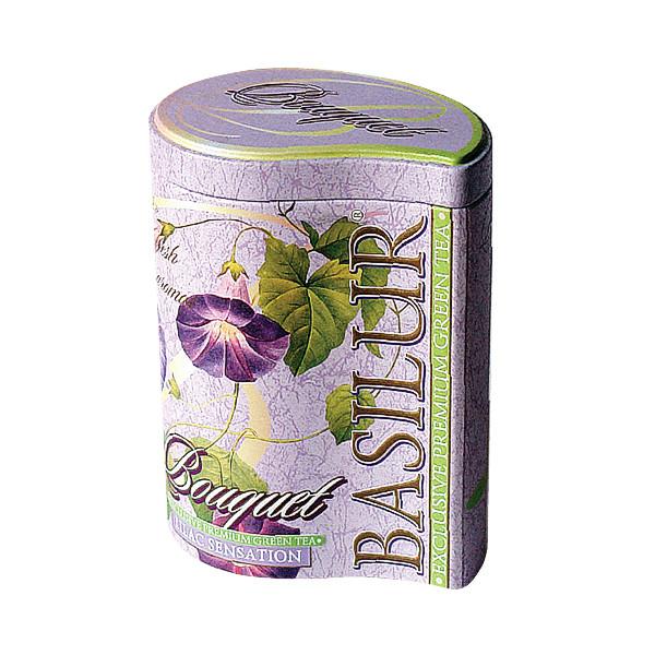 """Чай """"Basilur"""" Басилюр """"Букет"""" Сиреневая Сенсация, 100г ж/б"""