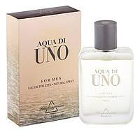 Туалетная вода мужская Aqua Di Uno 100мл т/в муж French Impression