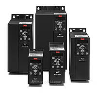 132F0022 Частотный преобразователь Danfoss (Данфосс) MicroDrive FC 51 2,2 кВт/3ф