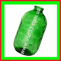 Бутыль 10 л.(№1),Бутыль,банка для виноделия,бутель,бутиль