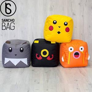 Пуф- Куб Pokemon 30x30