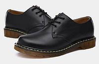 Женские ботинки Dr. Martens 1461 черные, фото 1