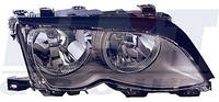 Фара основная правая для BMW 3 Touring (E46) 09.2000-02.2005 производитель Hella артикул 1AG 009 059-021