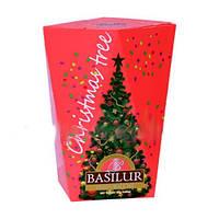 "Чай ""Basilur"" Базилур ""Christmas Tree"" (красная), 85 г"