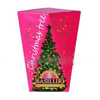 "Чай ""Basilur"" Базилур ""Christmas Tree"" (фиолетовая), 85 г"