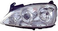 Фара основная левая для OPEL COMBO фургон/универсал 10.2001-. производитель Depo артикул 442-1136L-LD-EM