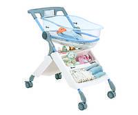 Ліжко для новонароджених Oval Baby