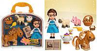 Набор Disney Belle Mini Doll Play Set из серии Animators' Collection.