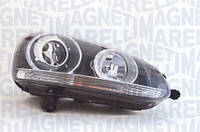 Фара основная левая для VW GOLF V Variant (1K5) 01.2008-07.2009 производитель Magneti Marelli артикул MM LPH872