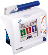 Апарат штучної вентиляції легень (ШВЛ) портативний OxyMag