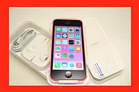 Оригинал IPhone 5C  С гарантией 1 мес мобильный телефон / смартфон / сенсорный  айфон /6s/5s/4s