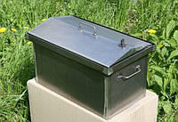 Коптильня двух-ярусная с гидрозатвором (520х310х280) продам постоянно оптом и в розницу,Харьков, фото 1