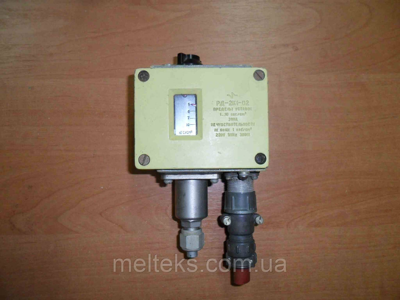 Реле давления РД-1К1-01, РД-2К1-02, РД-2К1-03, РД-2К-03
