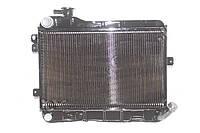 Радиатор водяного охлаждения ВАЗ 2107 (медь) (производство г.Оренбург)