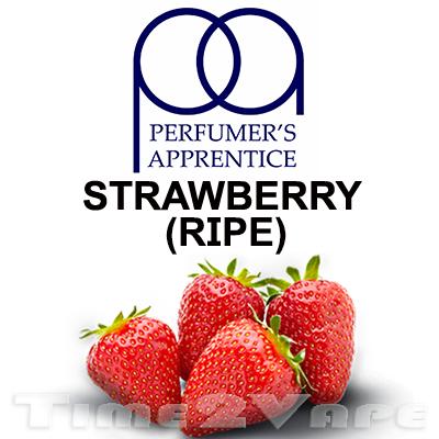 Ароматизатор TPA Strawberry Ripe (Спелая Клубника)