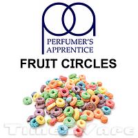 Ароматизатор TPA Fruit Circles (Фруктовые Колечки)